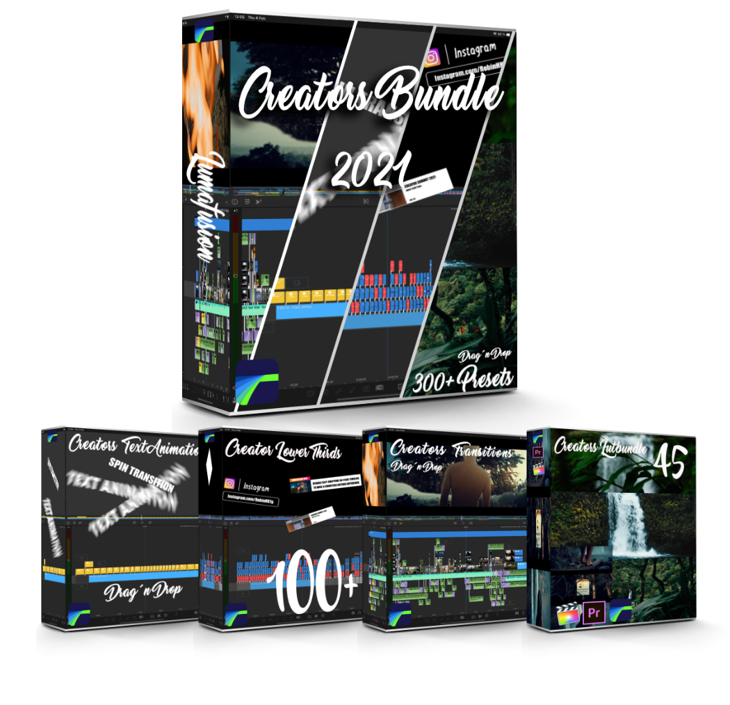 Creators Collection Bundle